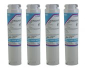 4 x HydROtwist Haier RF-2800-15 Fridge Water Filter (0060218743)