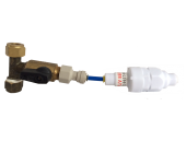 "1/2"" Water Filter Connection Copper TEE Piece 600Kpa APEX PLV"