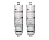 2 x Bosch CS-52 Fridge Water Filters Cuno 3M Genuine