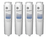 4 x GE GSWF SmartWater Slim Internal Fridge Water Filter Genuine