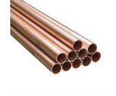 "15mm (1/2"") Copper Pipe/Tube 1.5m"