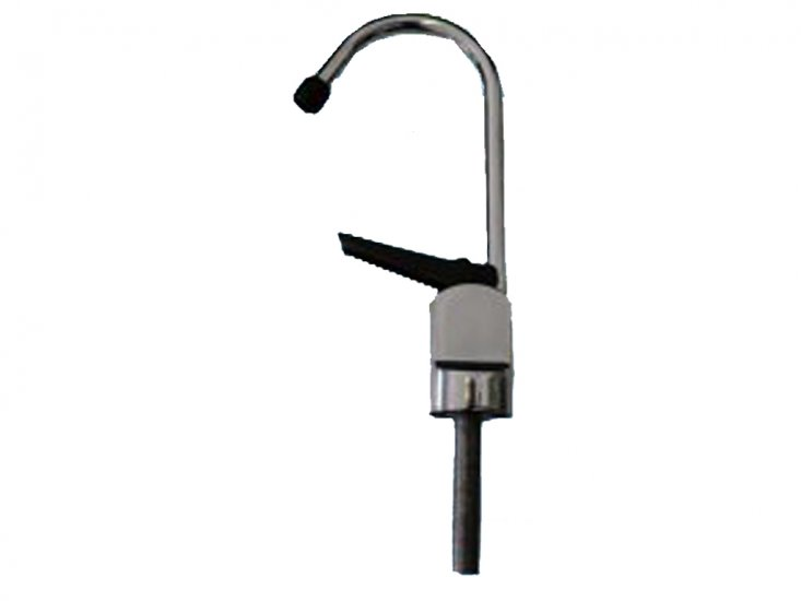 Standard Lever Touch Flo Short Round Water Filter Faucet Tap [FLO ...