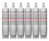 6 x Whirlpool Original PUR 4396508 Fridge Ice Water Filter