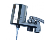 Instapure F5 Complete Faucet Filtration System Chrome