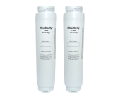 2 x Bosch 644845 UltraClarity Fridge Water Filters 9000-077104