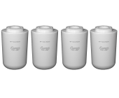 4 x Amana Clean & Clear Internal Fridge Water Filter 12527304