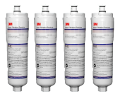 4 x Bosch CS-52 Fridge Water Filters Cuno 3M Genuine